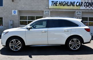 2017 Acura MDX w/Advance/Entertainment Pkg Waterbury, Connecticut 1