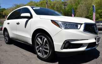 2017 Acura MDX w/Advance/Entertainment Pkg Waterbury, Connecticut 6