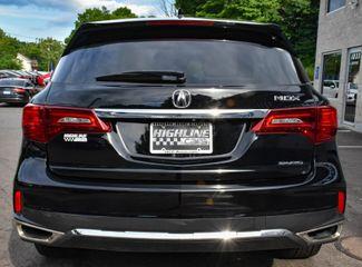 2017 Acura MDX w/Technology Pkg Waterbury, Connecticut 5