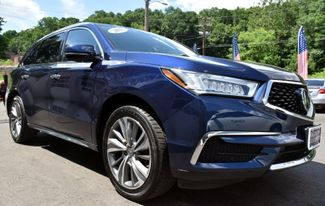 2017 Acura MDX w/Technology Pkg Waterbury, Connecticut 9