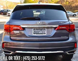 2017 Acura MDX w/Technology/Entertainment Pkg Waterbury, Connecticut 5