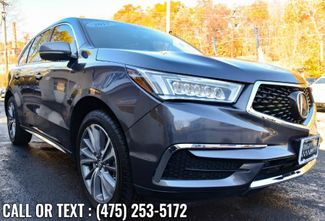 2017 Acura MDX w/Technology/Entertainment Pkg Waterbury, Connecticut 8