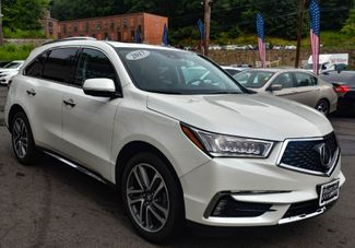 2017 Acura MDX w/Advance Pkg Waterbury, Connecticut 6