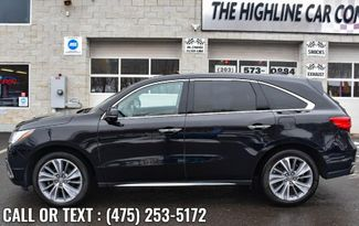 2017 Acura MDX w/Technology/Entertainment Pkg Waterbury, Connecticut 3