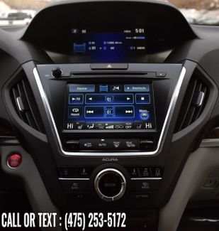 2017 Acura MDX w/Technology/Entertainment Pkg Waterbury, Connecticut 38