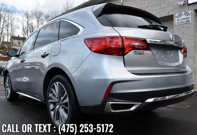 2017 Acura MDX w/Technology/Entertainment Pkg Waterbury, Connecticut 2