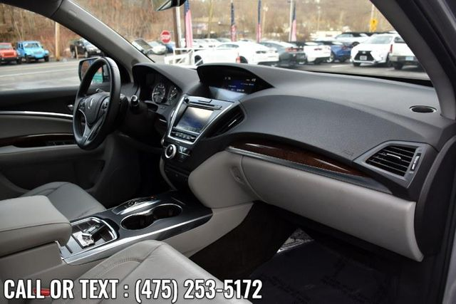 2017 Acura MDX w/Technology/Entertainment Pkg Waterbury, Connecticut 21