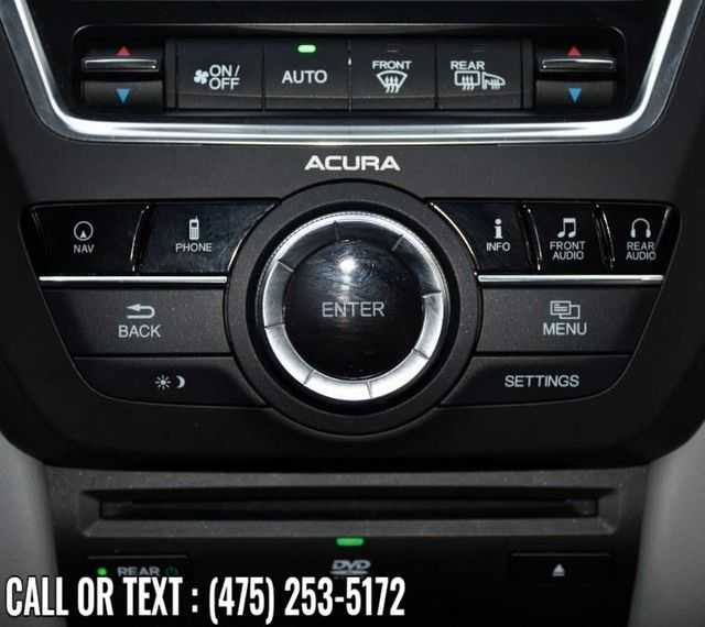 2017 Acura MDX w/Technology/Entertainment Pkg Waterbury, Connecticut 43