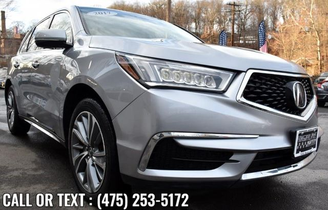 2017 Acura MDX w/Technology/Entertainment Pkg Waterbury, Connecticut 6