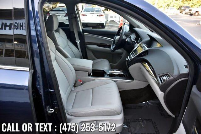 2017 Acura MDX w/Technology Pkg Waterbury, Connecticut 19