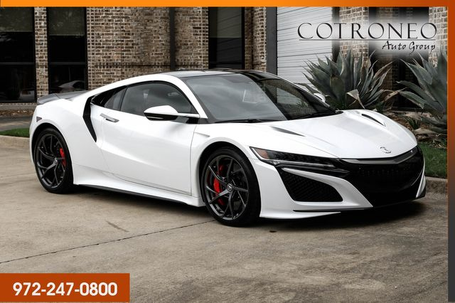 2017 Acura NSX Coupe in Addison, TX 75001