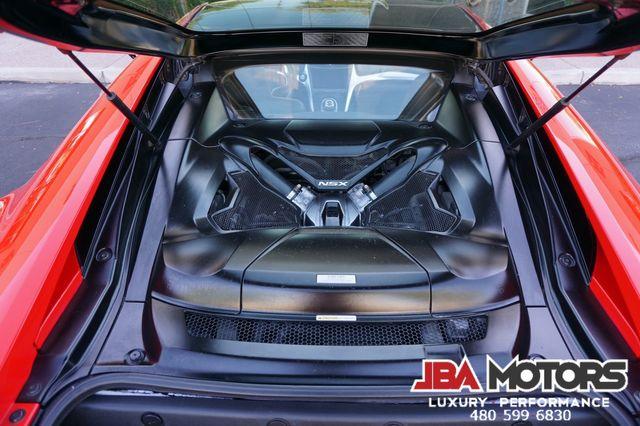 2017 Acura NSX SH-AWD Sport Hybrid Coupe in Mesa, AZ 85202