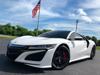 2017 Acura NSX TECH CERAMIC BRAKES 1500 MILES    Florida  Bayshore Automotive   in , Florida