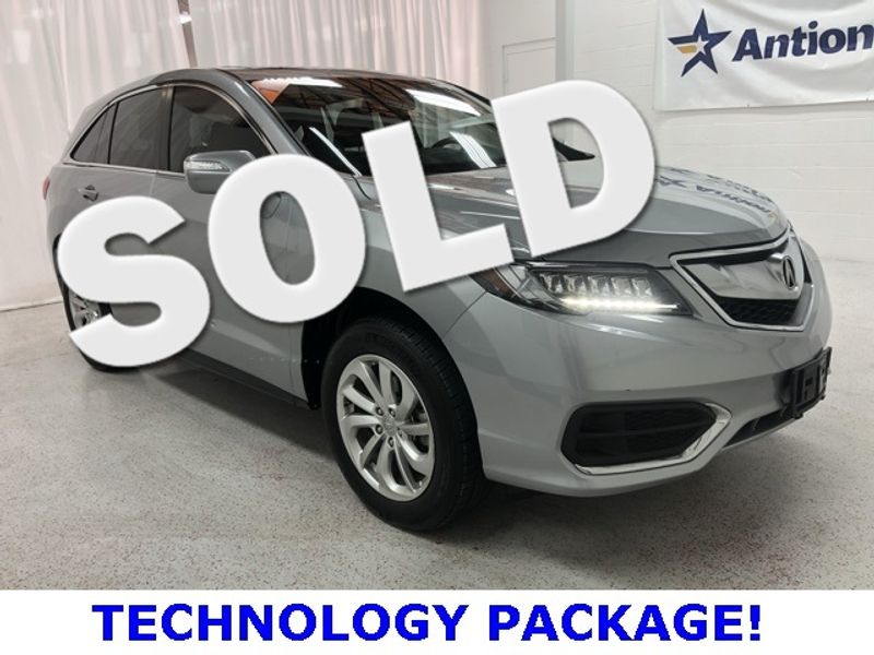 2017 Acura RDX Technology Package | Bountiful, UT | Antion Auto in Bountiful UT