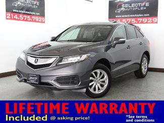 2017 Acura RDX w/Technology Pkg, NAV, SUNROOF, REAR VIEW CAM in Carrollton, TX 75006