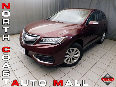 2017 Acura RDX w/Technology Pkg in Cleveland, Ohio