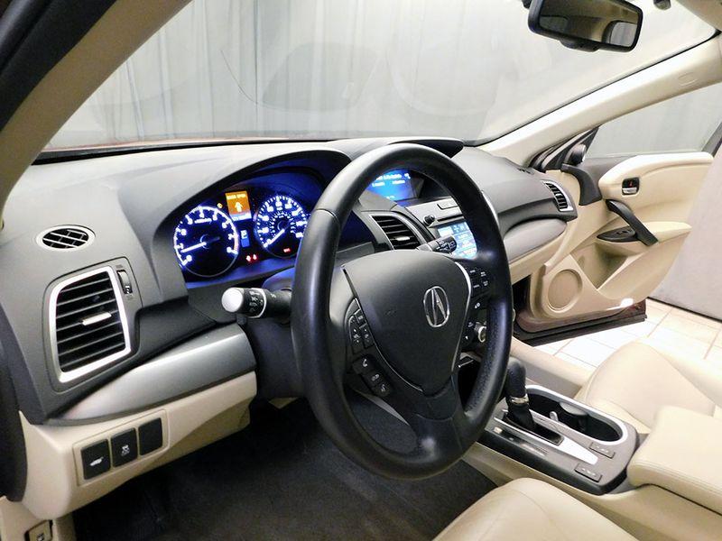 2017 Acura RDX wTechnology Pkg  city Ohio  North Coast Auto Mall of Cleveland  in Cleveland, Ohio