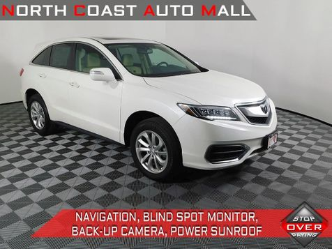 2017 Acura RDX Technology Package in Cleveland, Ohio