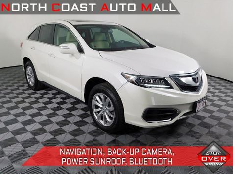 2017 Acura RDX w/Technology/AcuraWatch Plus Pkg in Cleveland, Ohio