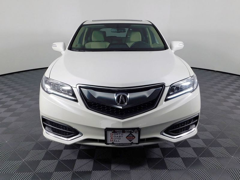 2017 Acura RDX wTechnologyAcuraWatch Plus Pkg  city Ohio  North Coast Auto Mall of Cleveland  in Cleveland, Ohio