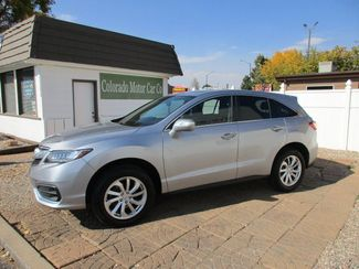 2017 Acura RDX w/Technology Pkg in Fort Collins, CO 80524