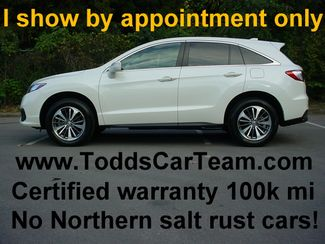 2017 Acura RDX w/Advance Pkg in Nashville, TN 37209