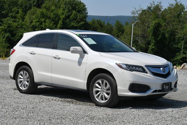 2017 Acura RDX Naugatuck, Connecticut 6