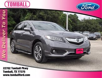 2017 Acura RDX w/Advance Pkg in Tomball, TX 77375