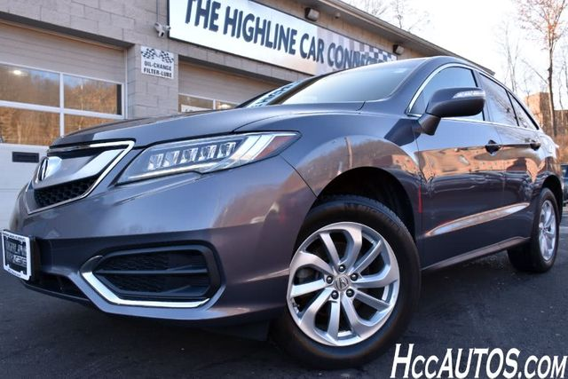 2017 Acura RDX AWD Waterbury, Connecticut 1