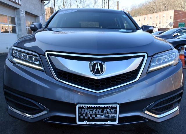 2017 Acura RDX AWD Waterbury, Connecticut 11