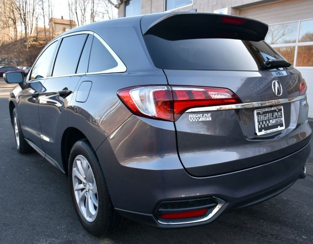 2017 Acura RDX AWD Waterbury, Connecticut 6