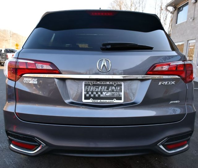 2017 Acura RDX AWD Waterbury, Connecticut 7