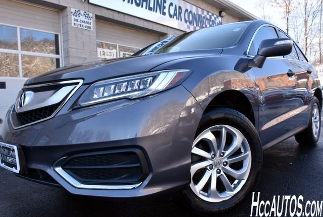 2017 Acura RDX w/Technology Pkg Waterbury, Connecticut