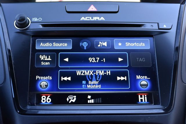 2017 Acura RDX w/Technology Pkg Waterbury, Connecticut 16