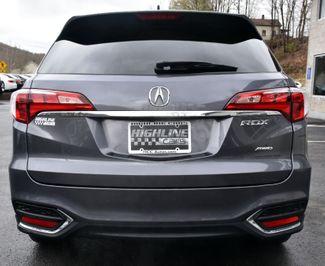 2017 Acura RDX AWD Waterbury, Connecticut 4