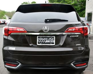 2017 Acura RDX AWD Waterbury, Connecticut 4