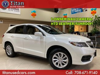2017 Acura RDX w/Technology Pkg in Worth, IL 60482