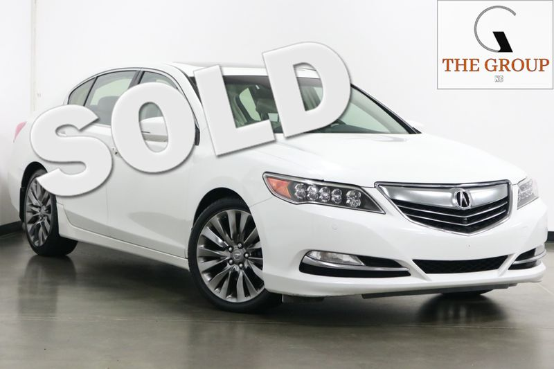 2017 Acura RLX wAdvance Pkg  city NC  The Group NC  in Mooresville, NC