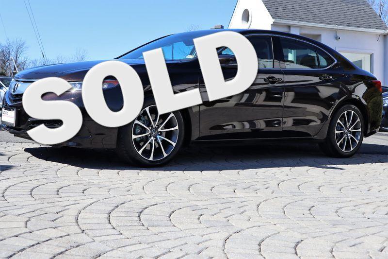 2017 Acura TLX SH-AWD V6 w/Advance PKG in Alexandria VA