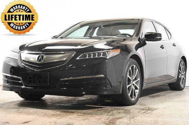 2017 Acura TLX SH-AWD Advanced