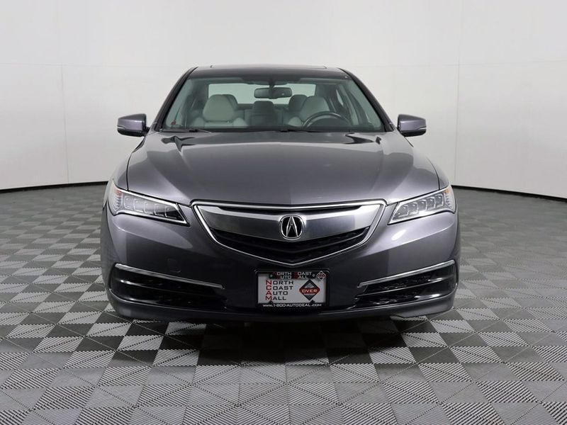 2017 Acura TLX 24L  city Ohio  North Coast Auto Mall of Cleveland  in Cleveland, Ohio