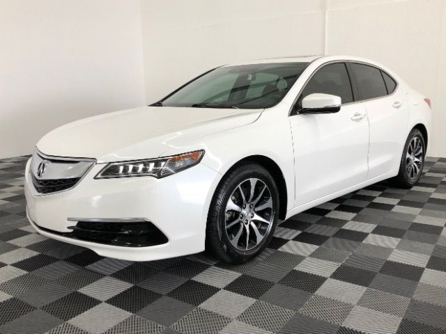 2017 Acura TLX w/Technology Pkg in Lindon, UT 84042
