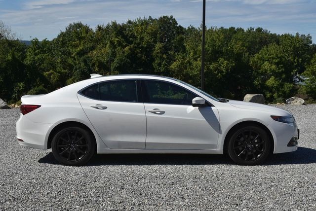2017 Acura TLX V6 w/Technology Pkg Naugatuck, Connecticut 5