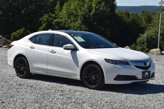 2017 Acura TLX V6 w/Technology Pkg Naugatuck, Connecticut 6