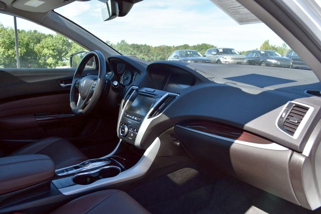 2017 Acura TLX V6 w/Technology Pkg Naugatuck, Connecticut 9