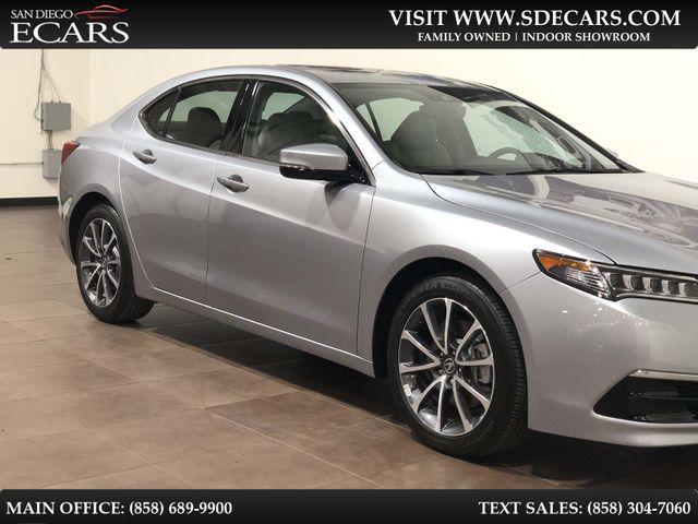 2017 Acura TLX V6 w/Technology Pkg in San Diego, CA 92126