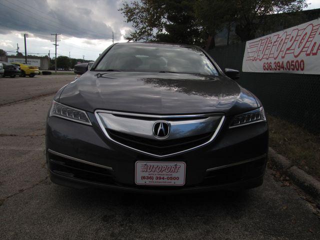 2017 Acura TLX St. Louis, Missouri 15