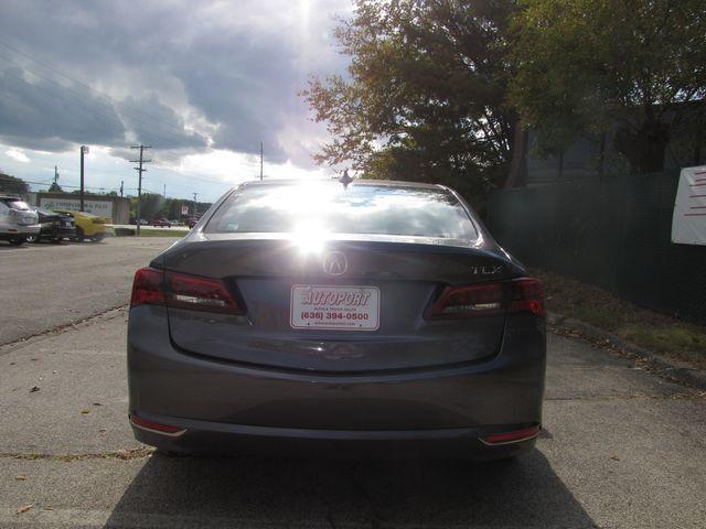 2017 Acura TLX St. Louis, Missouri 20