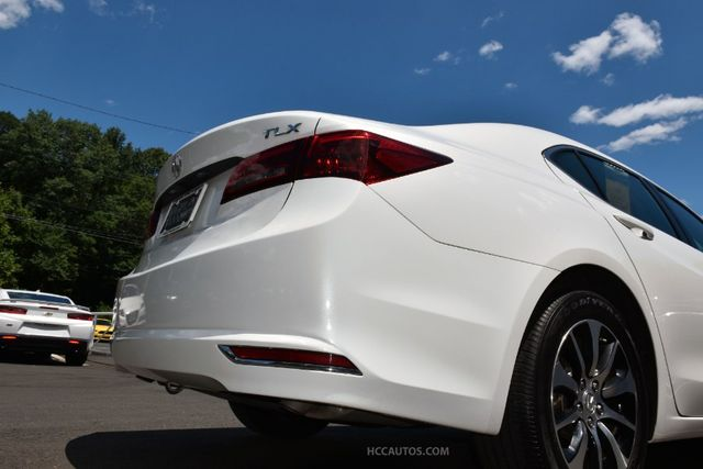 2017 Acura TLX FWD Waterbury, Connecticut 11