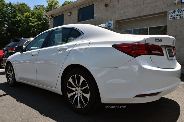 2017 Acura TLX FWD Waterbury, Connecticut 5